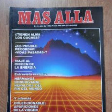 Coleccionismo de Revista Más Allá: MÁS ALLÁ DE LA CIENCIA. Nº 41. JULIO 1992. ESPAÑA LEVANTA EL SECRETO MILITAR DE LOS OVNIS - DIVERSOS. Lote 38675939