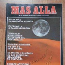 Coleccionismo de Revista Más Allá: MÁS ALLÁ DE LA CIENCIA. Nº 43. SEPTIEMBRE 1992. HACIA UNA EXPERIENCIA MÍSTICA - DIVERSOS AUTORES. Lote 38675996