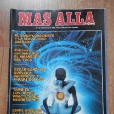 Coleccionismo de Revista Más Allá: MÁS ALLÁ DE LA CIENCIA. Nº 45. NOVIEMBRE 1992. EL AMOR CONSCIENTE Y LA SEXUALIDAD SAGRADA - DIVERSOS. Lote 38675998