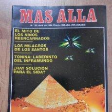 Coleccionismo de Revista Más Allá: MÁS ALLÁ DE LA CIENCIA. Nº 62. ABRIL 1994. LA LUZ DE LOS FARAONES - DIVERSOS AUTORES. Lote 38676148