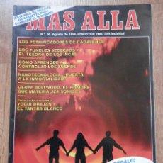 Collectionnisme de Magazine Más Allá: MÁS ALLÁ DE LA CIENCIA. Nº 66. AGOSTO 1994. REDES MUNDIALES DE MEDITACIÓN: UNA CONSPIRACIÓN EN MARCH. Lote 38676196