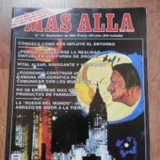 Coleccionismo de Revista Más Allá: MÁS ALLÁ DE LA CIENCIA. Nº 67. SEPTIEMBRE 1994. APRENDA A USAR EL TAROT - DIVERSOS AUTORES. Lote 38676197