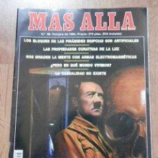 Coleccionismo de Revista Más Allá: MÁS ALLÁ DE LA CIENCIA. Nº 68. OCTUBRE 1994. ADOLF HITLER, EL MAGO NEGRO - DIVERSOS AUTORES. Lote 38676198
