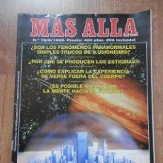 Coleccionismo de Revista Más Allá: MÁS ALLÁ DE LA CIENCIA. Nº 78/8/1995. PROYECTOS PARA HACER HABITABLES OTROS PLANETAS - DIVERSOS AUTO. Lote 38676308