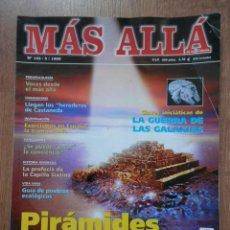 Coleccionismo de Revista Más Allá: MÁS ALLÁ DE LA CIENCIA. Nº 123/5/1999. PIRÁMIDES BAJO EL MAR - DIVERSOS AUTORES. Lote 38676432