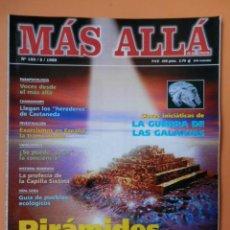 Coleccionismo de Revista Más Allá: MÁS ALLÁ DE LA CIENCIA. NÚM. 123 (PIRÁMIDES BAJO EL MAR) - DIVERSOS AUTORES. Lote 39362555