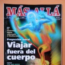 Coleccionismo de Revista Más Allá: MÁS ALLÁ DE LA CIENCIA. NÚM. 131 (VIAJAR FUERA DEL CUERPO) - DIVERSOS AUTORES. Lote 39362558