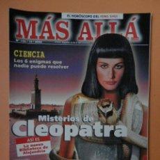 Coleccionismo de Revista Más Allá: MÁS ALLÁ DE LA CIENCIA. NÚM. 164 (MISTERIOS DE CLEOPATRA) - DIVERSOS AUTORES. Lote 39362614