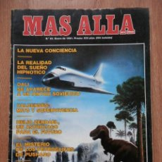 Coleccionismo de Revista Más Allá: MÁS ALLÁ DE LA CIENCIA. Nº 23. ENERO 1991. LA NUEVA CONCIENCIA - DIVERSOS AUTORES. Lote 39482908
