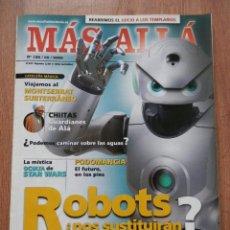 Coleccionismo de Revista Más Allá: MÁS ALLÁ DE LA CIENCIA. Nº 198/08/2005 (ROBOTS, ¿NOS SUBSTITUIRÁN?) - DIVERSOS AUTORES. Lote 39483022