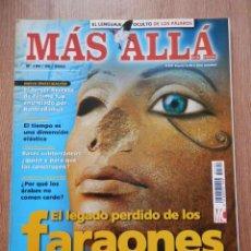 Coleccionismo de Revista Más Allá: MÁS ALLÁ DE LA CIENCIA. Nº 192/02/2005 (EL LEGADO PERDIDO DE LOS FARAONES) - DIVERSOS AUTORES. Lote 39483064