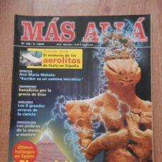Coleccionismo de Revista Más Allá: MÁS ALLÁ DE LA CIENCIA. Nº 132/2/2000 (¿NOS VISITARON EXTRATERRESTRES EN EL PASADO?) - DIVERSOS AUTO. Lote 244458740