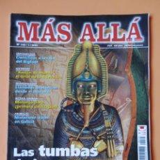 Coleccionismo de Revista Más Allá: MÁS ALLÁ DE LA CIENCIA. Nº 143/1/2001 (LAS TUMBAS DE LOS DIOSES) - DIVERSOS AUTORES. Lote 39526624