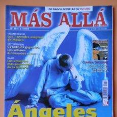 Coleccionismo de Revista Más Allá: MÁS ALLÁ DE LA CIENCIA. Nº 157/3/2002 (ÁNGELES) - DIVERSOS AUTORES. Lote 39526626