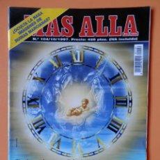 Coleccionismo de Revista Más Allá: MÁS ALLÁ DE LA CIENCIA. Nº 104. OCTUBRE 1997. ¡JESÚS NACIÓ HACE 2.000 AÑOS! - DIVERSOS AUTORES. Lote 40460737
