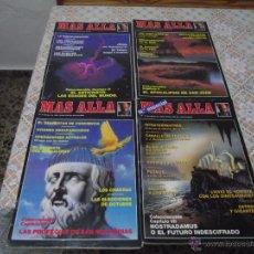 Coleccionismo de Revista Más Allá: LOTE DE 4 REVISTAS MAS ALLA • NUMEROS 6-7-8 Y ESPECIAL 9. Lote 41104017