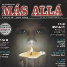 Collectionnisme de Magazine Más Allá: MAS ALLA N. 293 - EN PORTADA: MEDIUMS (NUEVA). Lote 41638335