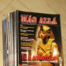 Collectionnisme de Magazine Más Allá: REVISTA MAS ALLA LOTE DE 30 EJEMPLARES (SE VENDEN NUMEROS SUELTOS). Lote 42967996