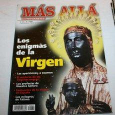 Coleccionismo de Revista Más Allá: REVISTA MAS ALLA - Nº 34 - MONOGRAFICO LOS ENIGMAS DE LA VIRGEN - AÑO 2000. Lote 43681386