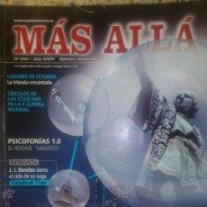 Coleccionismo de Revista Más Allá: ESOTERICO MAS ALLA 290 BARCELONA MASONICA. JJ BENITEZ AMPARO CUEVAS. Lote 150974888