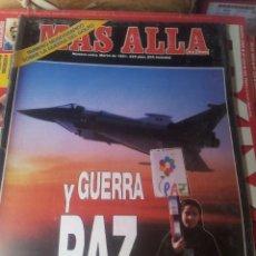 Coleccionismo de Revista Más Allá - MONOGRAFICO GUERRA Y PAZ MÁS ALLÁ (Monográfico sobre la guerra del Golfo) MARZO 1991 - 45360375