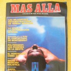 Coleccionismo de Revista Más Allá: REVISTA MAS ALLA Nº 26 AÑO 1991. Lote 45743750