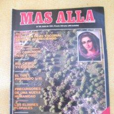 Coleccionismo de Revista Más Allá: REVISTA MAS ALLA Nº28 AÑO 1991. Lote 45744107