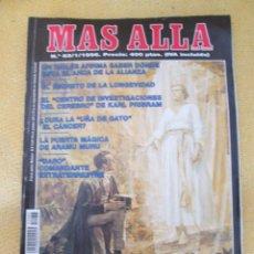 Coleccionismo de Revista Más Allá: REVISTA MAS ALLA Nº83 AÑO 1996. Lote 71707982