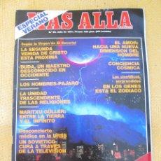 Coleccionismo de Revista Más Allá: REVISTA MAS ALLA Nº29 AÑO 1991. Lote 45744379