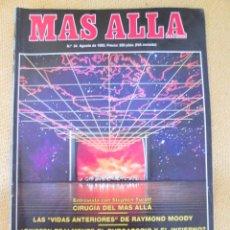 Coleccionismo de Revista Más Allá: REVISTA MAS ALLA Nº54 AÑO 1993. Lote 45744530