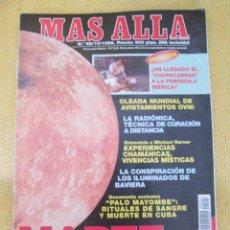 Coleccionismo de Revista Más Allá: REVISTA MAS ALLA Nº92 AÑO 1996. Lote 45744660