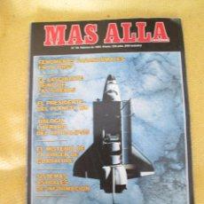 Coleccionismo de Revista Más Allá: REVISTA MAS ALLA Nº 24 AÑO 1991. Lote 45746325
