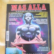 Coleccionismo de Revista Más Allá: REVISTA MAS ALLA Nº 94 AÑO 1996. Lote 222361272