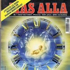 Coleccionismo de Revista Más Allá: REVISTA MÁS ALLÁ DE LA CIENCIA NO. 104. OCTUBRE 1997. Lote 45984070