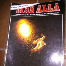 Coleccionismo de Revista Más Allá: REVISTA MAS ALLA - NUMERO ESPECIAL. Lote 46084588
