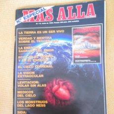 Coleccionismo de Revista Más Allá: REVISTA MAS ALLA Nº16 AÑO 1990. Lote 46212187