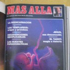Coleccionismo de Revista Más Allá: REVISTA MAS ALLA Nº 6 AÑO 1989. Lote 48305849