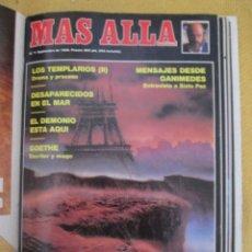 Collezionismo di Rivista Más Allá: REVISTA MAS ALLA Nº 7 AÑO 1989. Lote 48305860