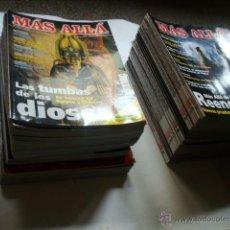 Coleccionismo de Revista Más Allá: COLECCIÓN DE 89 REVISTAS DE MÁS ALLÁ + 3 NºS MAS ALLA LO MEJOR + 5 NºS MONOGRÁFICOS (97 EN TOTAL). Lote 48510994