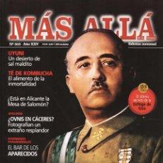 Coleccionismo de Revista Más Allá: MAS ALLA N. 305 - EN PORTADA: LA CARA OCULTA DE FRANCO (NUEVA). Lote 170159853