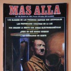 Collectionnisme de Magazine Más Allá: MÁS ALLÁ DE LA CIENCIA. Nº 68. OCTUBRE 1994. ADOLF HITLER, EL MAGO NEGRO - DIVERSOS AUTORES. Lote 48899336