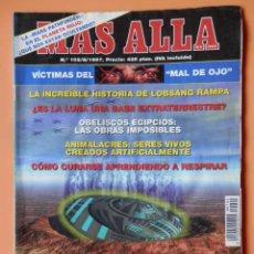 Coleccionismo de Revista Más Allá: MÁS ALLÁ DE LA CIENCIA. Nº 102/8/1997. EL ESCÁNDALO DEL OVNI DE ROSWELL - DIVERSOS AUTORES. Lote 48899521
