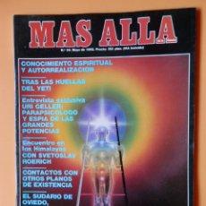 Collezionismo di Rivista Más Allá: MÁS ALLÁ DE LA CIENCIA. Nº 39. MAYO 1992. TRAS LAS HUELLAS DEL YETI - DIVERSOS AUTORES. Lote 50593457