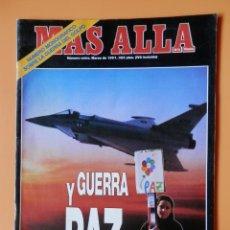 Coleccionismo de Revista Más Allá - Más Allá de la Ciencia. Núm. Extra. Marzo 1991. Guerra y Paz (Monográfico sobre la guerra del Golfo) - 50593470