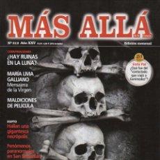 Coleccionismo de Revista Más Allá: MAS ALLA N. 312 - EN PORTADA: TUMBAS PERDIDAS (NUEVA). Lote 50668084