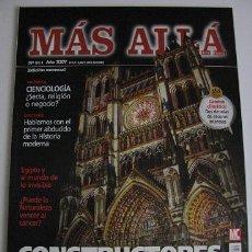 Coleccionismo de Revista Más Allá: MAS ALLA Nº311 (LEER DESCRIPCION). Lote 50780232