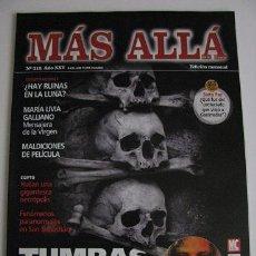Coleccionismo de Revista Más Allá: MAS ALLA Nº312. Lote 50780279