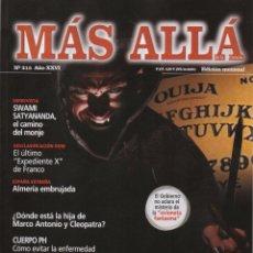 Collectionnisme de Magazine Más Allá: MAS ALLA N. 315 - EN PORTADA: CRIMENES ESOTERICOS (NUEVA). Lote 219845926