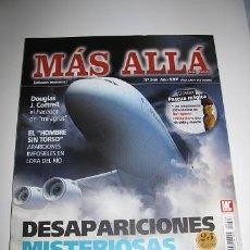 Coleccionismo de Revista Más Allá: MAS ALLA Nº308 (PORTADA:DESAPARICIONES MISTERIOSAS). Lote 50809676