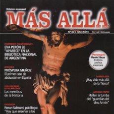 Coleccionismo de Revista Más Allá: MAS ALLA N. 314 - EN PORTADA: EXISTIO JESUS? (NUEVA). Lote 161862285